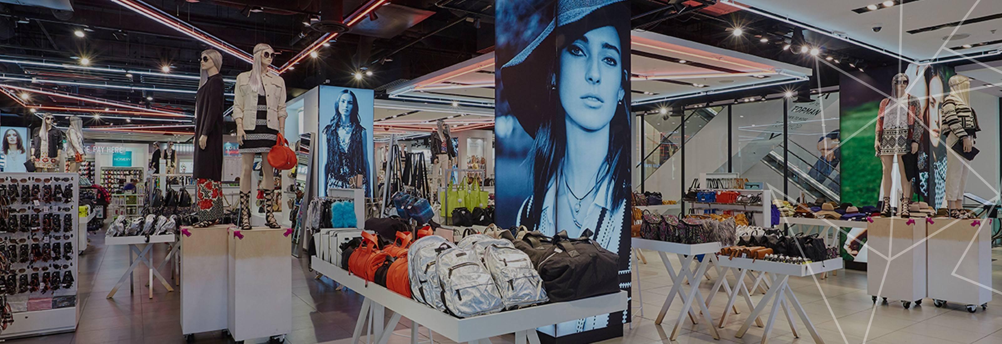Sharaf fashion retail sdn bhd
